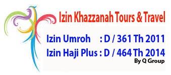 izin Travel Khazzanah