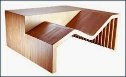 dizajn lezhanka stol