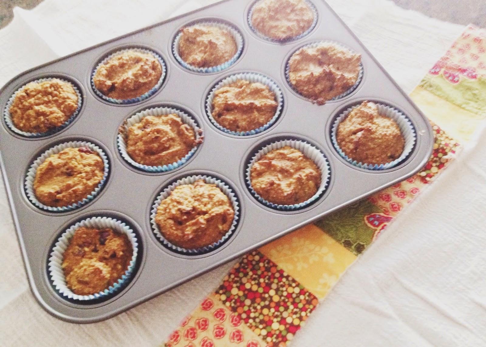 allthingsbelle paleo pumpkin muffin recipe