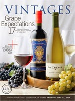 LCBO Wine Picks from June 21, 2014 Vintages Magazine