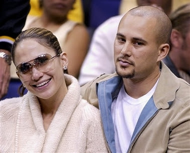 Jennifer Lopez Husband on Holly Celebrity Gossips  Jennifer Lopez And Her Ex Husband Cris Judd