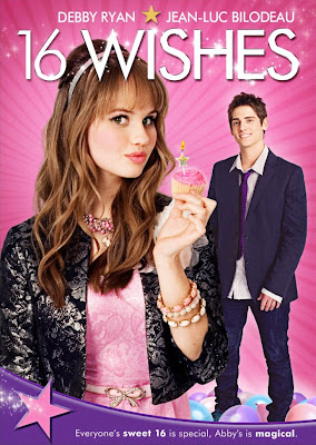 Watch 16 Wishes 2010 BRRip Hollywood Movie Online | 16 Wishes 2010 Hollywood Movie Poster