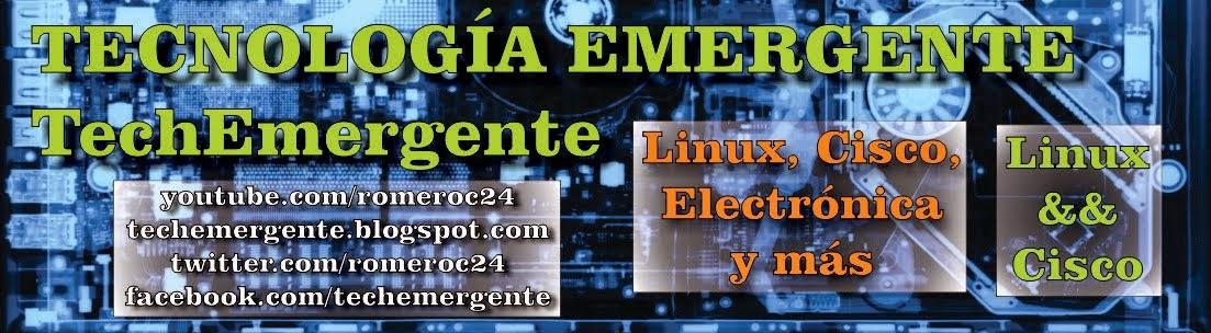 Tecnología Emergente - TechEmergente