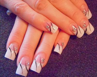 Awe-Inspiring Pictures of Nail Art Designs