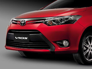 2014 All New Toyota Vios