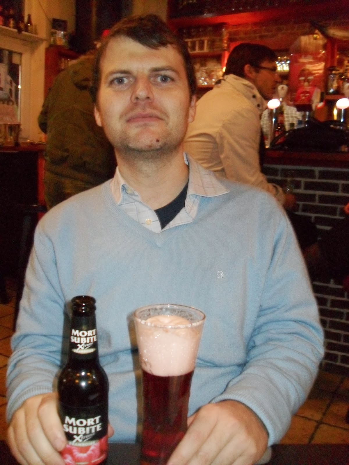 Cerveza de Frambuesa