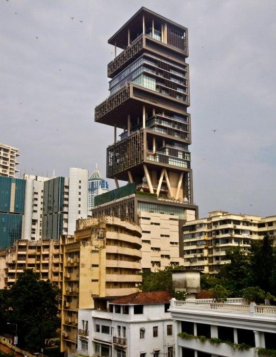 Mukesh ambani house hd images