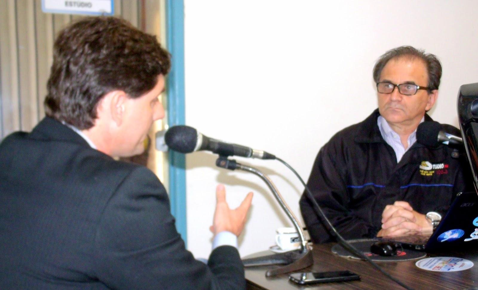 Airton Engster dos Santos e Marcelo Caumo