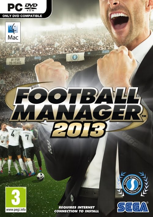 Football Manager 2013 PC game