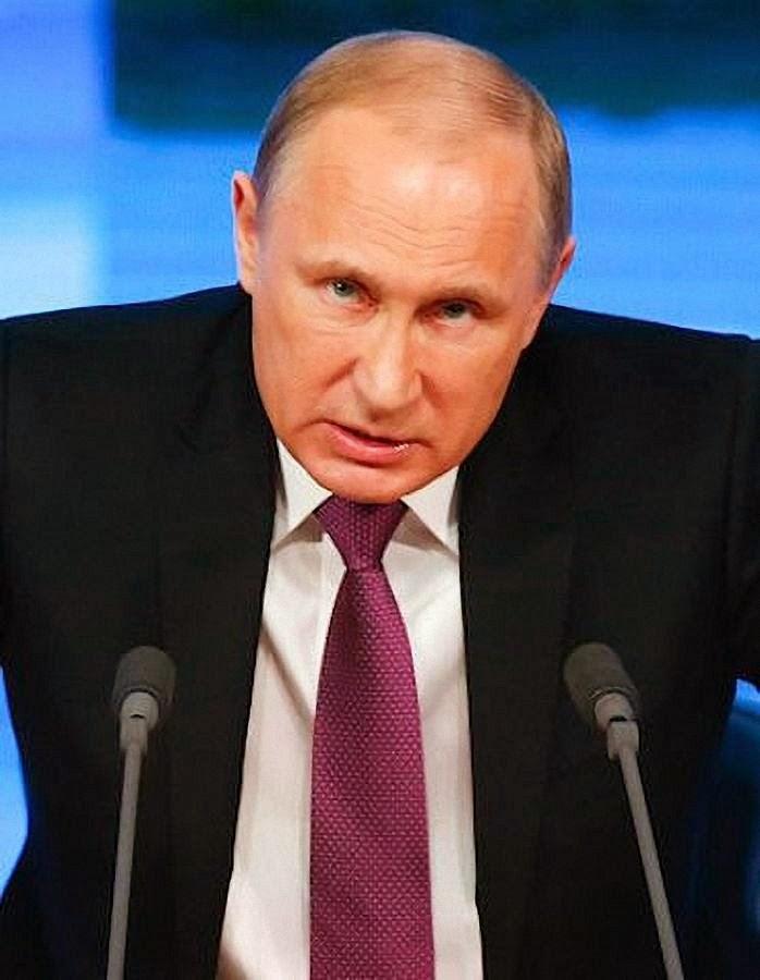 Putin na crise do rublo