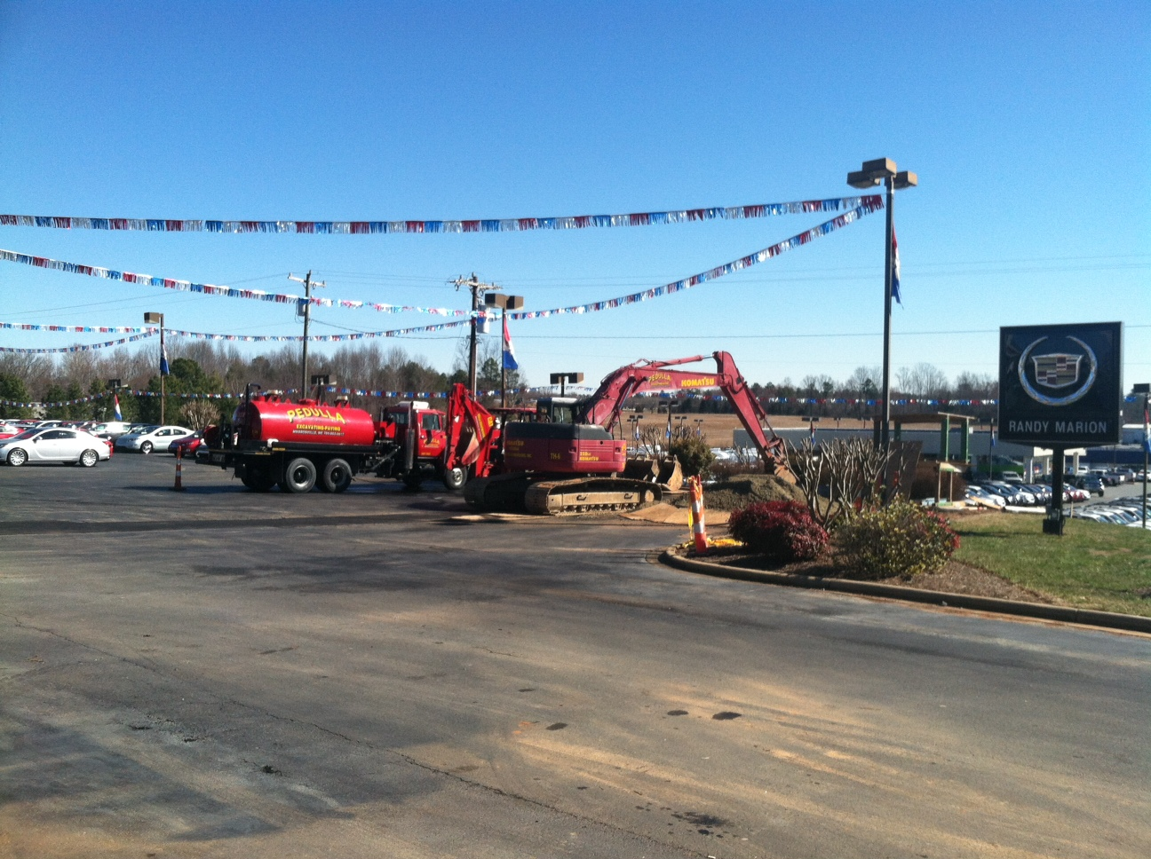 The Randy Marion Automotive Group: Construction Begins on ...