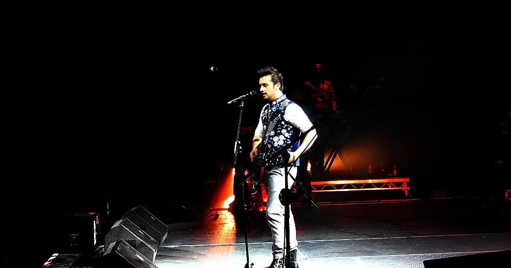 Atif aslam live concert in bangalore dating 4
