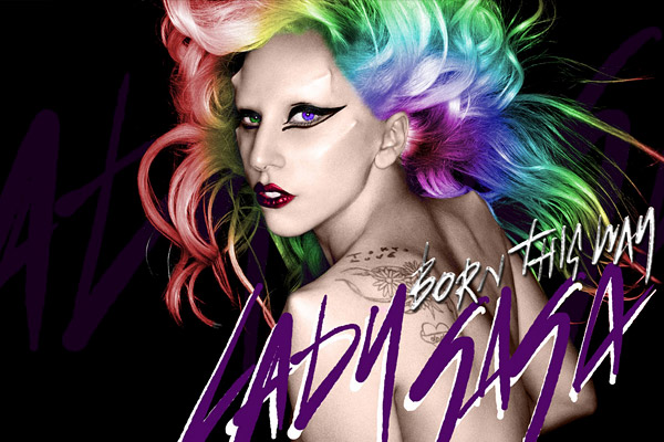lady gaga born this way deluxe artwork. hairstyles lady gaga born this