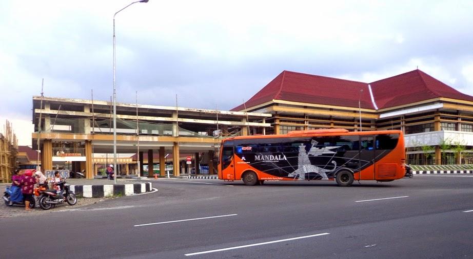Terminal Bus Buntalan Klaten merupakan terminal bus tipe A
