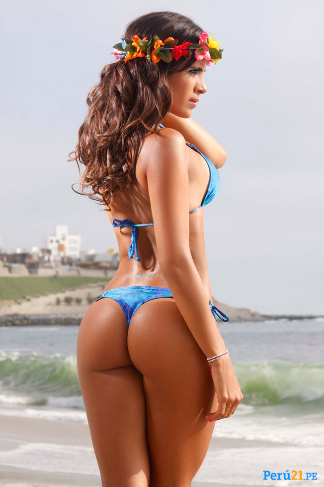 Jessica Barrantes, diosa