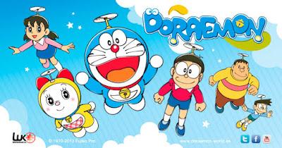 Doraemon dan kawan-kawan