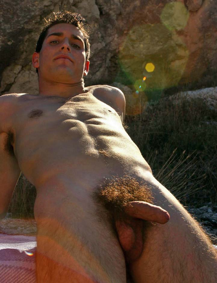 Gay Hairy Muscle Men Naked