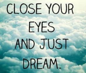 Soñar es gratis...
