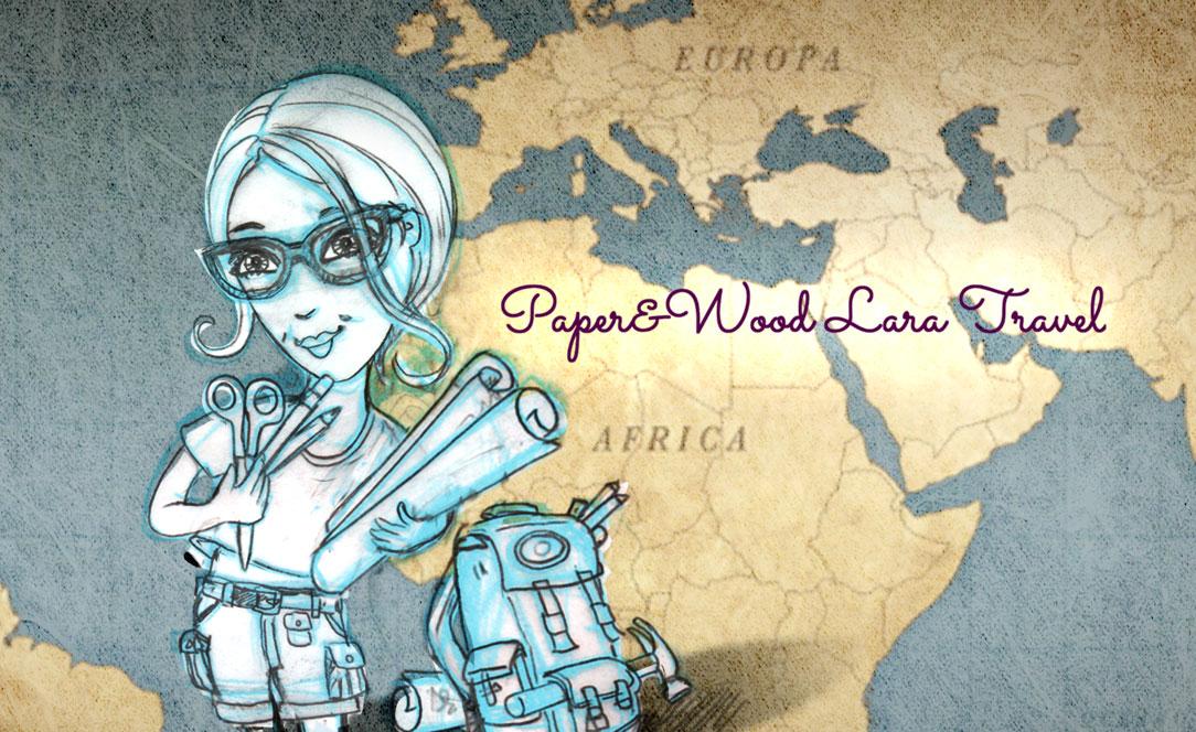 Paper & Wood Lara Travel