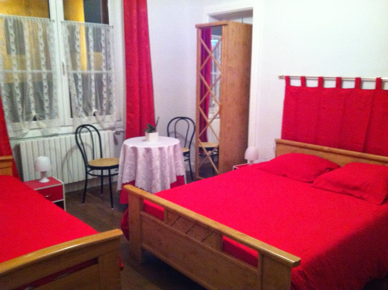 Chambres d'hôtes à consenvoye