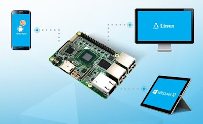 Hardware, mainboard, UP Komputer Mini Seperti Raspberry Pi 2 Yang Dapat Menjalanan Linux, Windows 10, dan Android