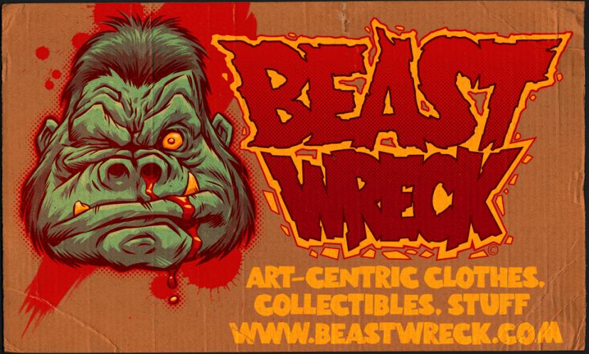 BeastWreck!