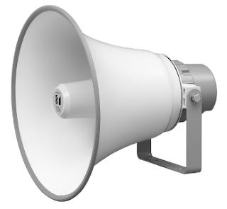 speaker toa
