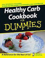 BONUS Recipe from my Healthy Carb Cookbook for Dummies...