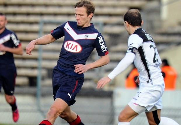 Liga Perancis : Bordeaux 1-1 Guingamp