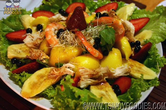 baguio bounty salad