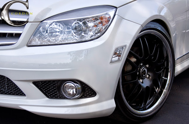 mercedes c 300 wheels