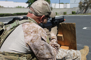 Tactical Shooting: On the move shooting support
