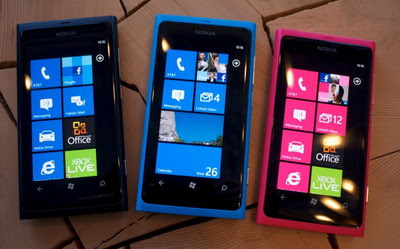 Hp Nokia Lumia 800