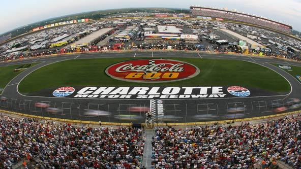 I 39 m just sayin 39 charlotte motor speedway history and notes for Lowe s motor speedway