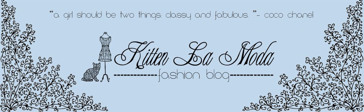 .:: KITTEN LA MODA ::.