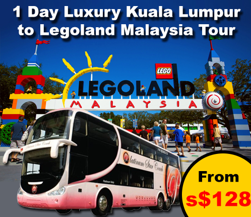 how to travel from singapore to legoland malaysia