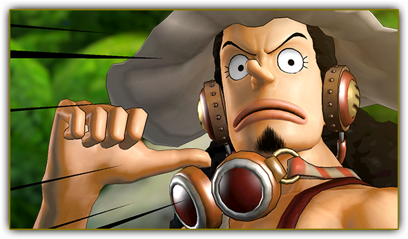 one piece pirate warrior 2 Usopp