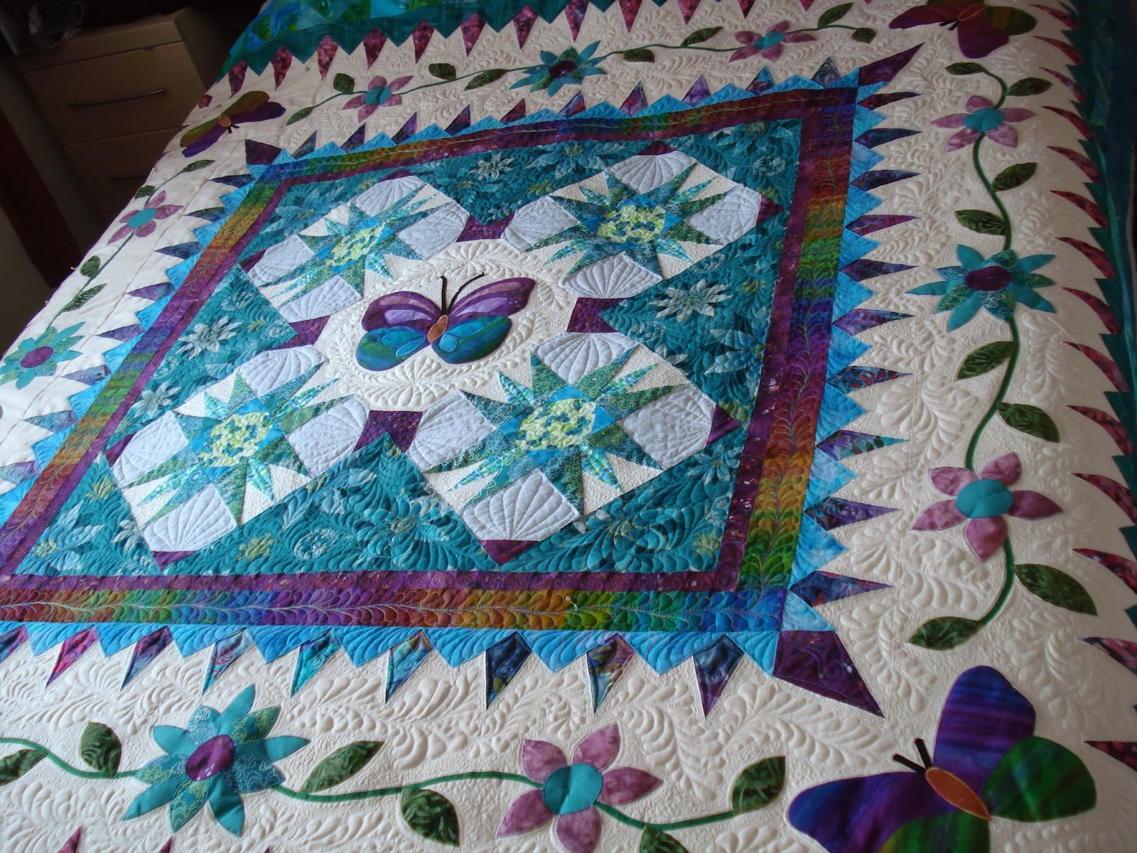 Fall Festival Borders Bloggers quilt festival fall