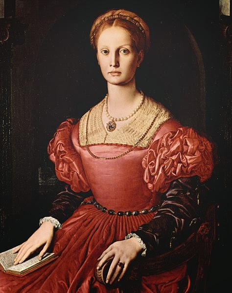 An Italian Renaissance Gown for Scarby - Mistress of Disguise