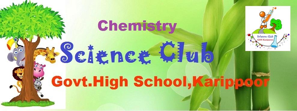 Chemistry GHS karippoor