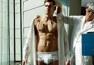 Ashton Kutcher Calvin Klein Underwear