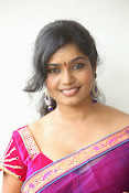 Jayavani hot photos in saree-thumbnail-18