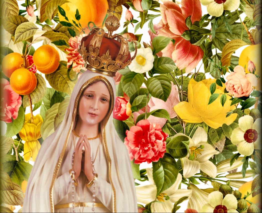 Imagenes de la Virgen de Fatima - Santos Católicos
