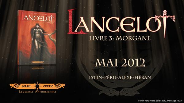 Lancelot tome3 Bande annonce