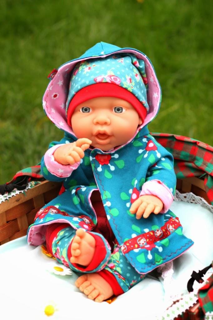 Jolinas Welt: Puppenliebe - Das Weihnachtsgeschenk für nähende ...