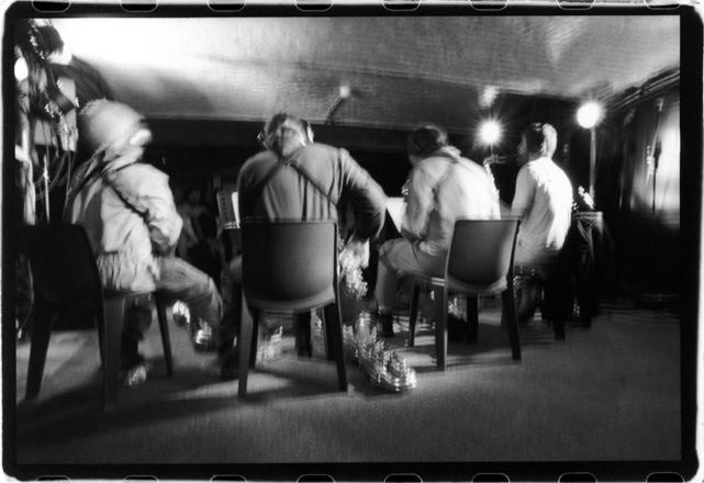 quatuor bioman (jean-baptiste rubin - laurent rigaut- vincent debaets - sakina abdou)