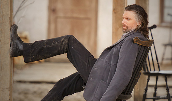 Hell On Wheels - Season 4 - First Look Promotional Photo