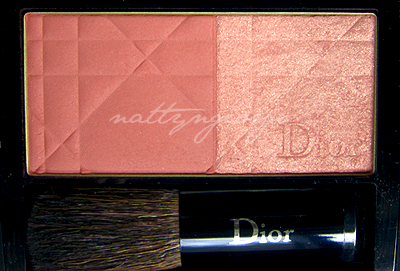 dior sugar and spice blush