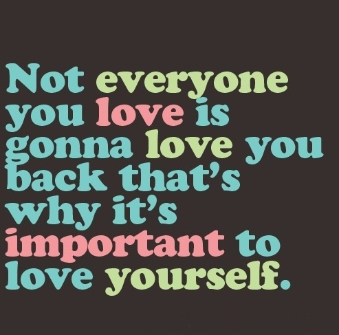 Quotes About Love Yourself : Love Yourself Quotes Inspirational. QuotesGram