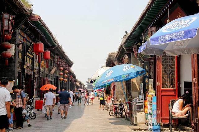 pingyao street